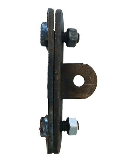 Spare Wheel Anti Theft Bracket 13""
